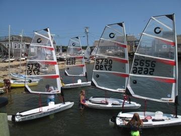 Sailing School Program Guide